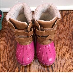 GAP duck boots